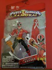 power rangers samurai red ranger