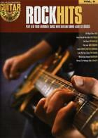 GUITAR PLAY ALONG 09 Rock Hits Book & CD