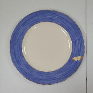 "Wedgwood SARAH'S GARDEN Dinner Plate 10 7/8"""
