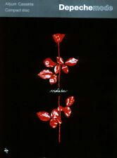 DEPECHE MODE ORIGINAL MAGAZINE ADVERT . 1990 ALBUM . 43J