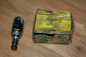 Genuine CNH 192300240001 Solenoid, Steyr, New Holland T7510, T7520, T7530, T7540