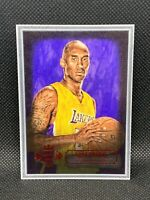 2015 Panini Court Kings Kobe Bryant /100 Ruby Portraits