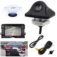 HD Waterproof 170° Car Reverse Backup Night Vision Camera Rear View Park Cam Ar