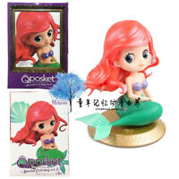 Disney Princess Q Posket The Little Mermaid Ariel Figura de acción Doll