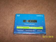 NEW LINKSYS COMPACT Cisco WUSB54GC (745883569649) Wireless Adapter