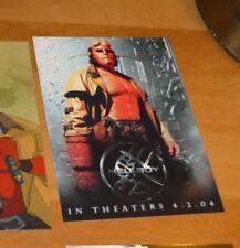 2004 Inkworks Hellboy Promotional Card #P1 CARTE NM