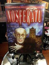Nosferatu DVD - Factory Sealed - Max Schreck - Vampire Classic - Pre-Dracula