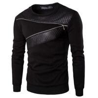 Men Winter Fashion Hoodie Sweatshirt Sweater Hooded Jacket Coat Pullover Outwear