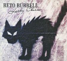 RETO BURRELL - LUCKY CHARM  CD NEW!
