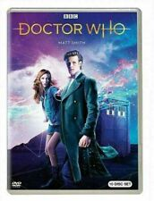 New! Doctor Who: The Matt Smith Collection (Dvd, 2018, 10-Disc Set)