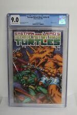 Teenage Mutant Ninja Turtles #6 CGC 9.0 1986 TMNT Comic