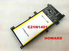 New genuine C21N1401 C21PqCH, PP21AT149Q-1 battery for Asus X455LA series