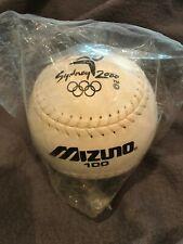 Sydney Olympics Official gameball , softball,2008 Olympics