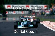 Jos Verstappen Benetton B194 Belgian Grand Prix 1994 Photograph