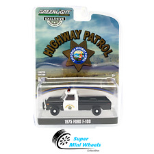 Greenlight 1975 Ford F-100 California Highway Patrol Hobby Exclusive 1:64
