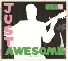 JUST AWESOME KARAOKE - JAK121-1254 (BEST 1956 RCA ELVIS PRESLEY RECORDINGS) NEW!