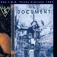 R.E.M. Document (1987/93; 17 tracks) [CD]