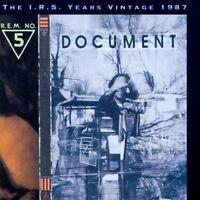 R.E.M. Document (1987/93; 17 tracks) [CD]