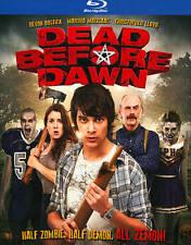 Dead Before Dawn (Blu-ray Disc, 2013) Devon Bostick, Christopher Lloyd NEW!