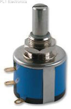 VISHAY SPECTROL - 534B1103JLB - POT, ROTARY, 10K, 20.6MM, 5%