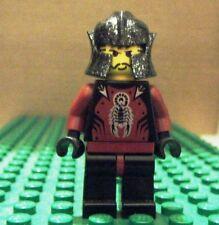 LEGO MINI - CASTLE - KNIGHTS KINGDOM II SHADOW KNIGHT (CHESS PAWN) – GENTLY USED