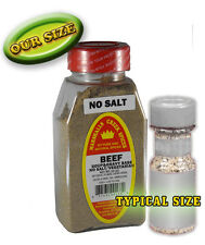 SOUP BASE, BEEF, NO SALT