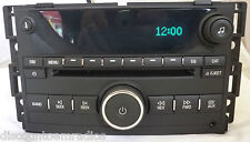 07 08 09 Chevrolet Cobalt Radio Cd Player MP3 Aux Input 25775626   BF 4043