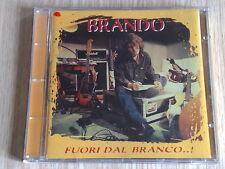 BRANDO (MIKE MILLS, R.E.M.) - FUORI DAL BRANCO..! - CD