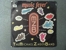 DISCO 45 GIRI THE MICHAEL ZAGER BAND MZB MUSIC FEVER FREAK PTIVATE STOCK 1978 EX