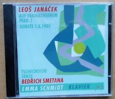 Janacek - Auf verwachsenem Pfad - Smetana - Polkas u.a. - CD neu & OVP
