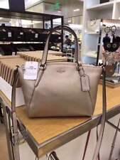 NWT Coach Mini Kelsey Satchel Pebble Leather Crossbody Handbag Rosegold F29639