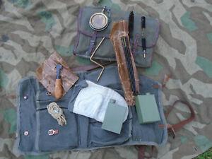 Cleaning kit für M42 M53 Putzstock 32cm cleaning rod Werkzeugtasche