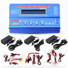 IMAX B6 LCD Screen Digital RC 80W Balance Charger for Lipo NiMh Battery +Adapter