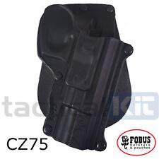 New Fobus CZ 75 BELT HOLSTER UK Seller CZ-75 BH