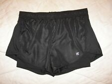 Women's Hannah H2 Athletic Shorts with Liner Shorts - Size M