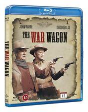The War Wagon Blu Ray