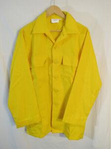 NWOT nomex aramid wildland Terry Aramid Flame Resistant Shirt Men L 16 1/2 X 34