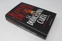 LA DODICESIMA CARTA JEFFERY DEAVER SONZOGNO 2005 [CI3-020]