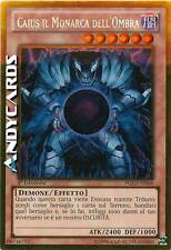Caius il Monarca dell'Ombra ☻ Oro ☻ PGLD IT066 ☻ YUGIOH ANDYCARDS