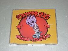 The Offspring:  Original Prankster (Yellow sleeve)  CDS  Near Mint
