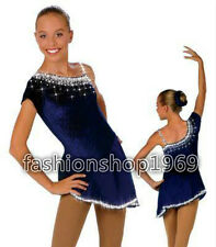 New style Ice Figure Skating Dress Baton Twirling Dress For Competitio xx170