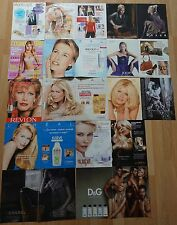 Claudia Schiffer – CLIPPINGS PACK /23 pages/