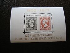 LUXEMBOURG - timbre yvert et tellier bloc n° 10 n** (Z10) stamp