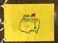 * JACK NICKLAUS * signed autographed * MASTERS FLAG * 6x Winner * PROOF * 5
