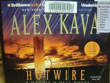 HOT WIRE Maggie o'Dell #9 by Alex Kava (2011, CD, Unabridged)
