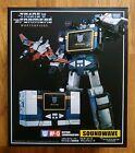 Transformers Masterpiece MP-13 Soundwave SEALED NEW USA SELLER!