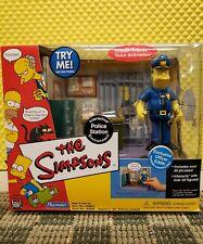 Lego Police Figur mit Bart,Mütze, Hosenträger, Verdächtiger neu Swamp Police