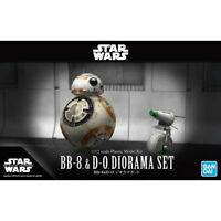 Bandai Star Wars BB-8 & D-0 DIORAMA SET 1/12