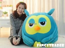 39''/100cm Cute Giant JUMBO Big Hoot Owl Plush Stuffed soft Toys doll kids gifts
