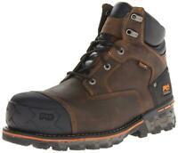 Timberland Mens Boondock Closed Toe Ankle Military Boots, Brown, Size 13.0 KERE